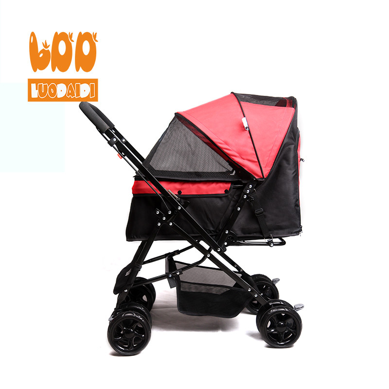 product-Rodite-China manufacturer low price 4 wheels dog stroller-img