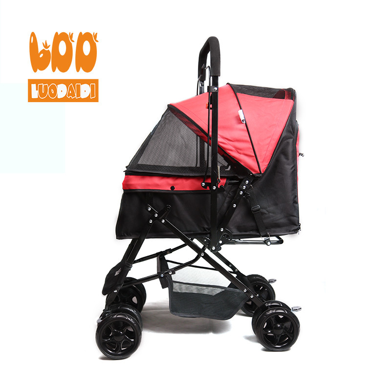 product-China manufacturer low price 4 wheels dog stroller-Rodite-img-1