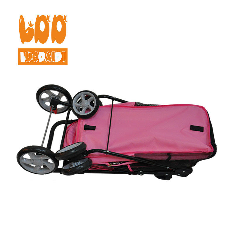 Rodite-Chinese wholesale foldable pet stroller SP01