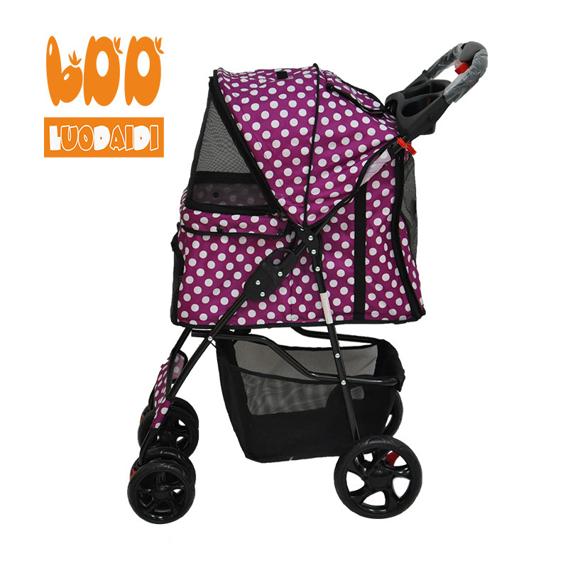 Rodite-4 wheel pet stroller for medium dog SP02