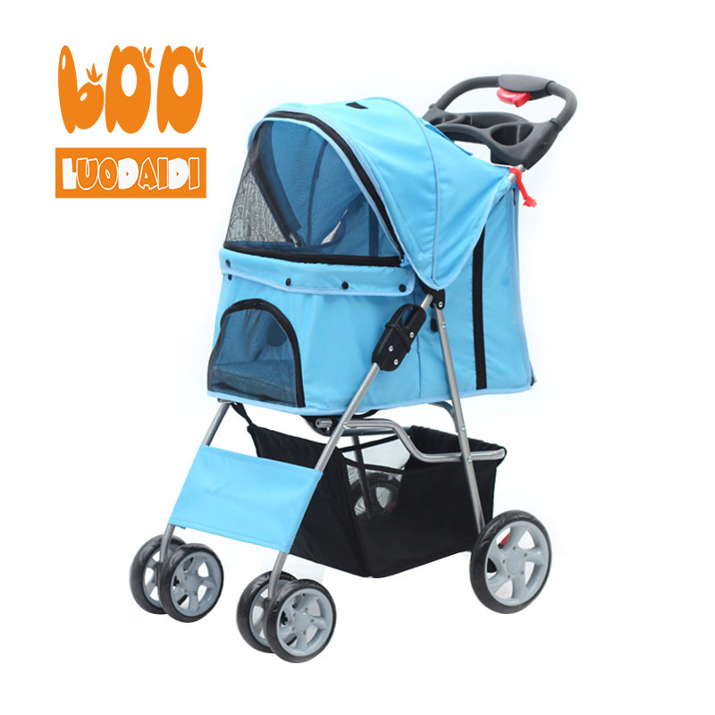 4 wheel pet stroller for medium dog SP02-Rodite