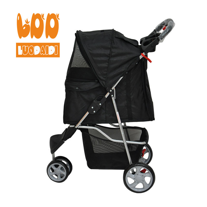 product-Rodite-Stainless steel dog trolley SP03-img