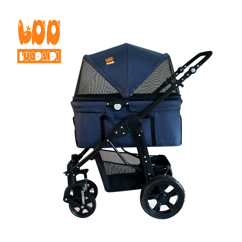 Luxury pet stroller pet carrier for dogs SP09-Rodite