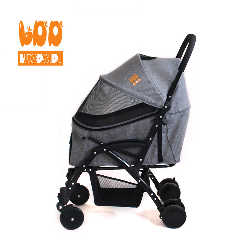 product-Rodite-Folding dog strollers medium dog pram-img