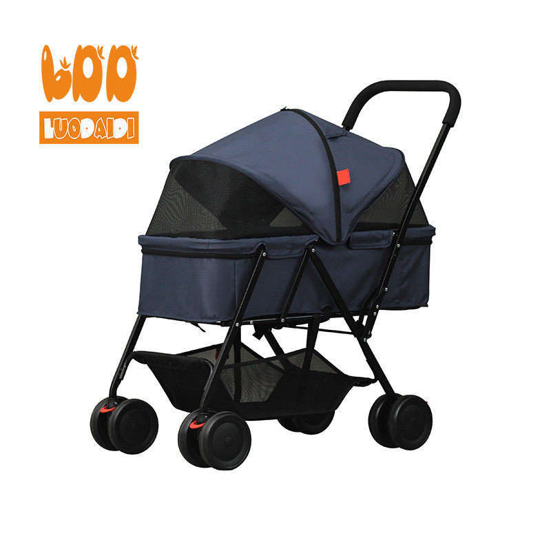 product-Best selling dog stroller beautiful pet trolley-Rodite-img-1