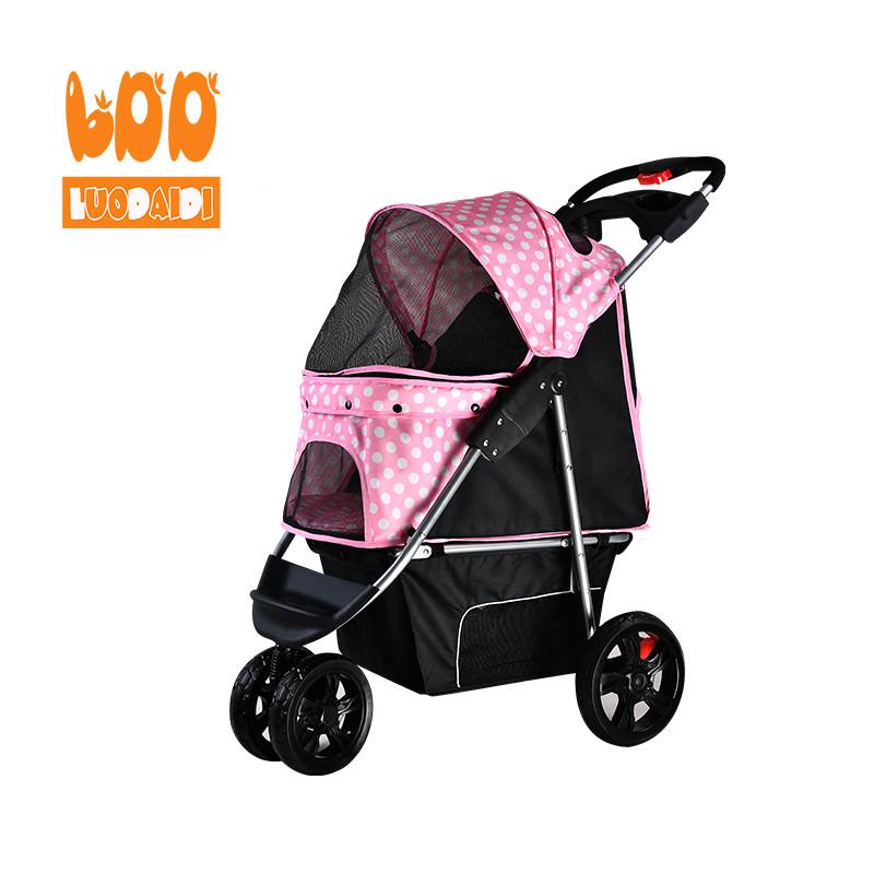 Rodite-4 wheel pet stroller for medium dog BL05