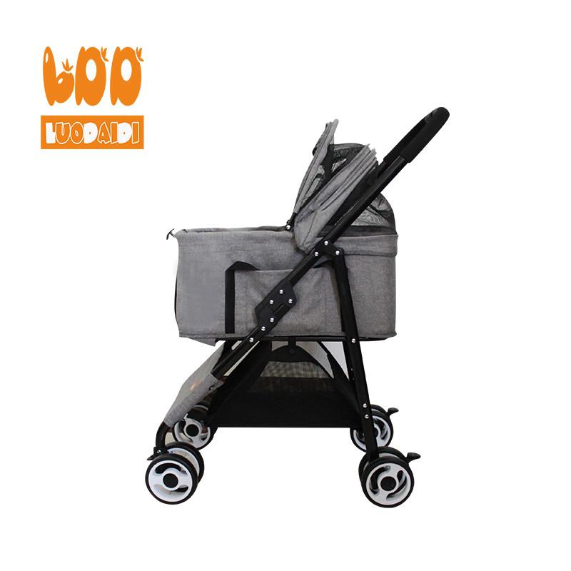Easy foldable dog stroller LD02-Rodite