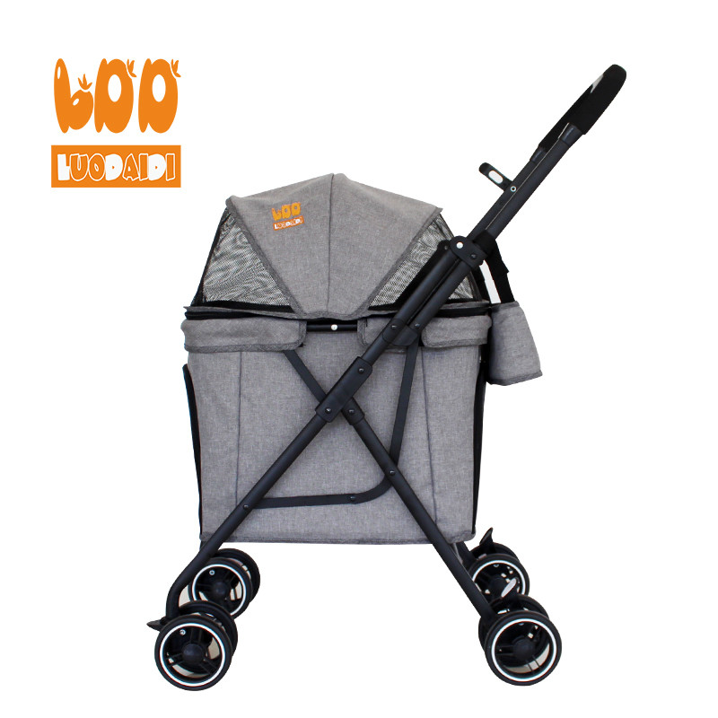 product-Rodite-Pet dog stroller for traveling LD03-img