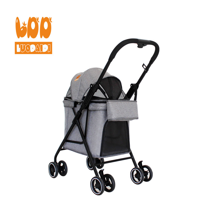 Pet dog stroller for traveling LD03-Rodite