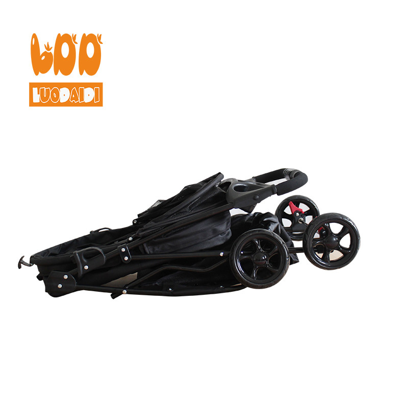 Cheap dog stroller dog pram for sale SP02K-baby buggy-pet stroller-stroller manufacturer-Rodite