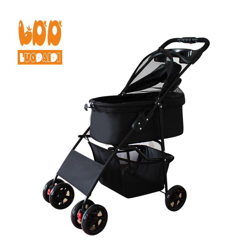Cheap dog stroller dog pram for sale SP02K-Rodite