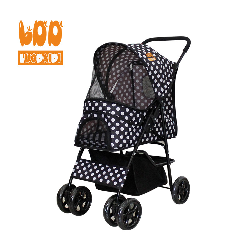 product-Beautiful dog stroller hot-sale pet buggy SP02X-Rodite-img-1