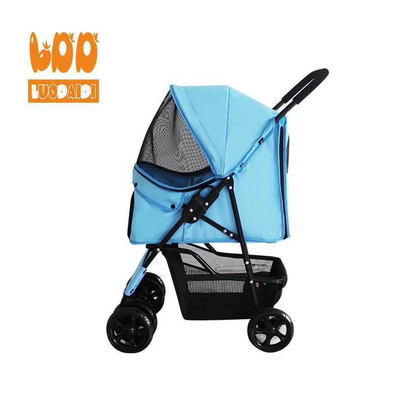 Beautiful dog stroller hot-sale pet buggy SP02X-baby buggy-pet stroller-stroller manufacturer-Rodite