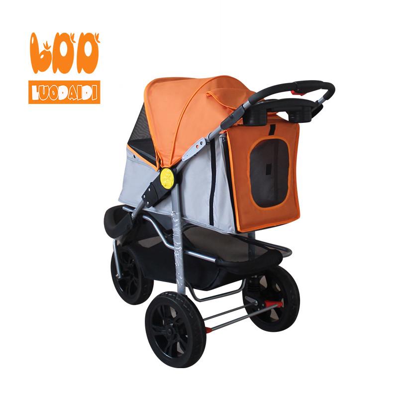 3 wheels pet stroller for sale SP05-Rodite