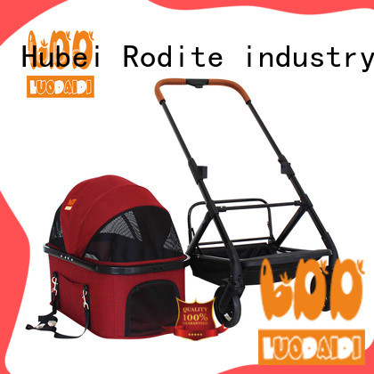 Rodite lightweight 4 wheels trolley low price for shopping