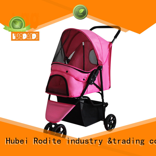 Rodite stainless dog trolley manufacturer for medium dogs