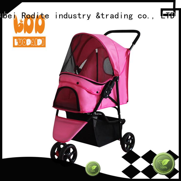 Rodite small dog stroller wholesale for travel