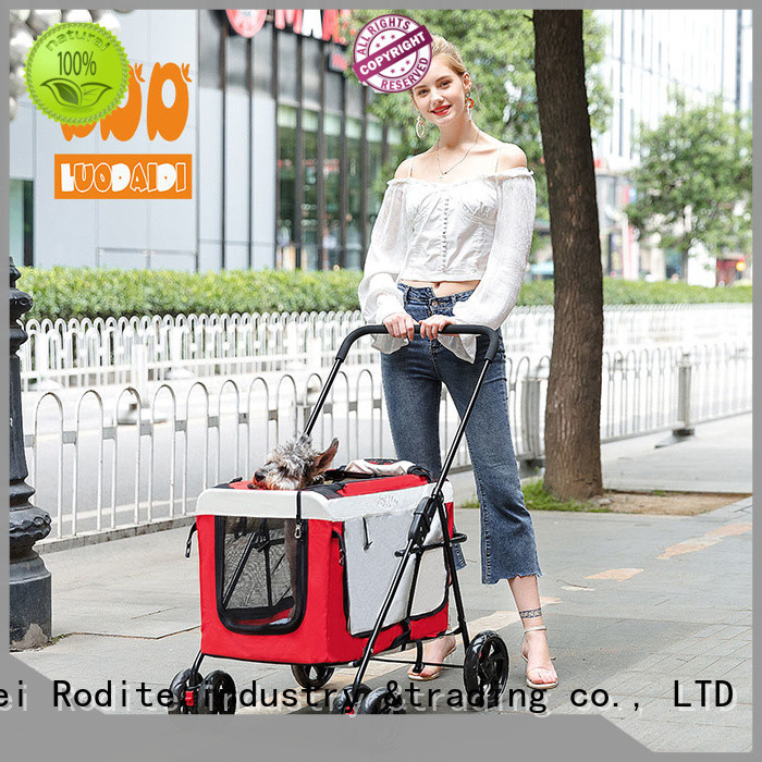 Rodite pet gear stroller wholesale for pets