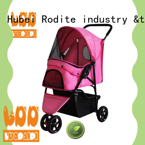 Rodite luxury best dog stroller low price for pets