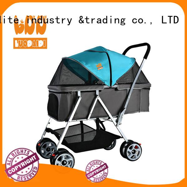 Rodite dog stroller supplier for travel