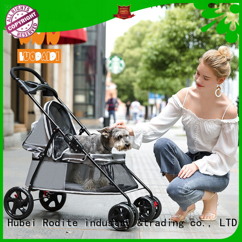 adjustable pet trolley carrier low price for pets