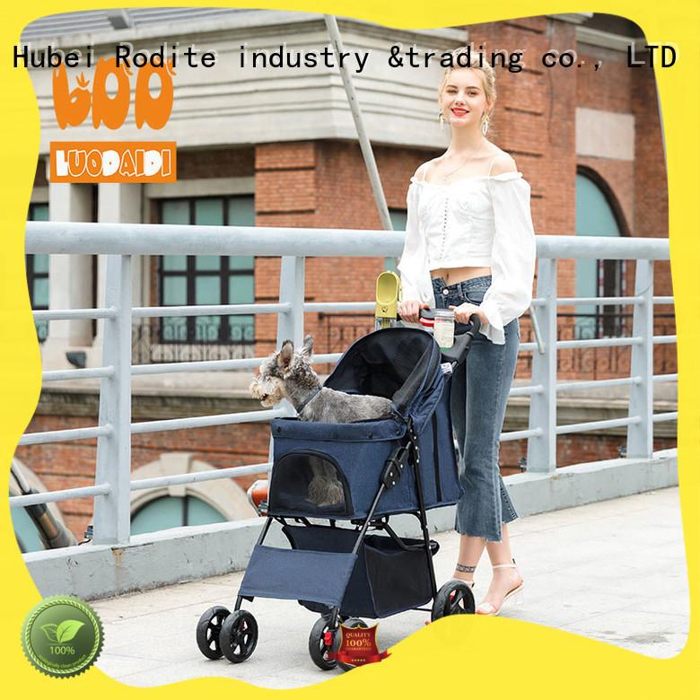customized dog pram low price for shopping