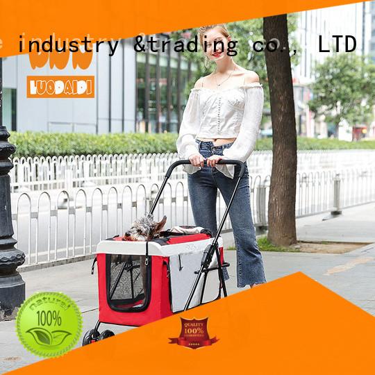 lightweight pet gear pet stroller wholesale for shopping