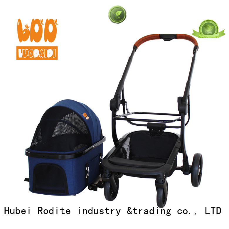lightweight pet trolley carrier supplier for shopping