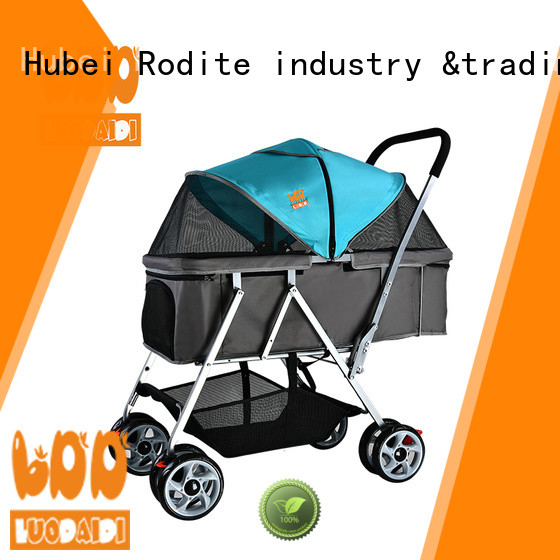 Rodite detachaable dog buggy wholesale for medium dogs