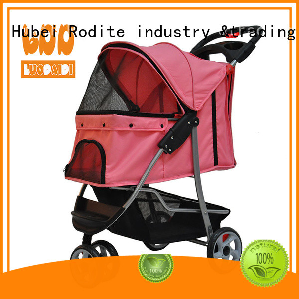 luxury pet carrier stroller wholesale for small dogs