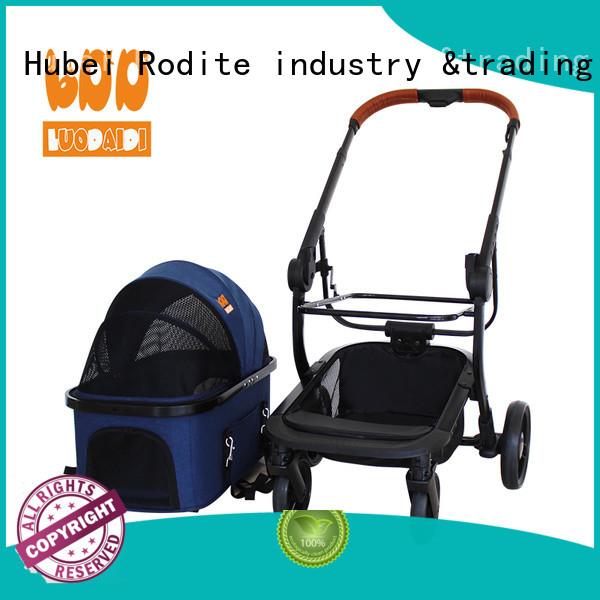 Rodite foldable cat stroller wholesale for pets