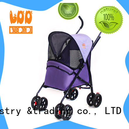 lightweight 4 wheels trolley wholesale for shopping