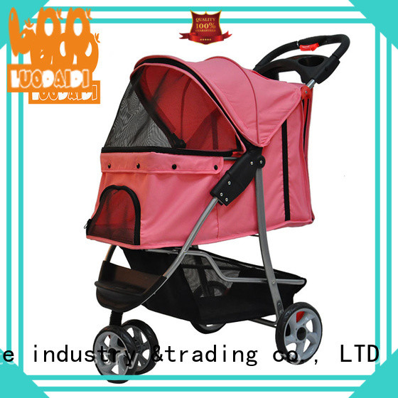 Rodite adjustable stroller for pet low price for large dogs
