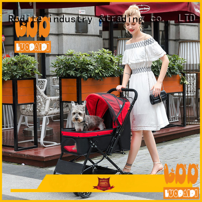 Rodite pet trolley low price for cats