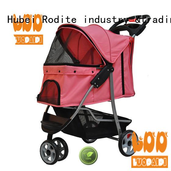 Rodite pawhut pet stroller supplier for shopping