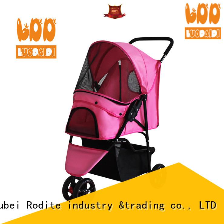 Rodite adjustable pawhut pet stroller manufacturer for pets