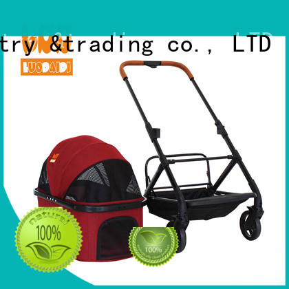 adjustable pet buggy wholesale for medium dogs