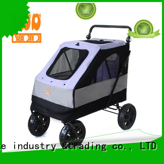 Rodite foldable jogger pet stroller wholesale for travel