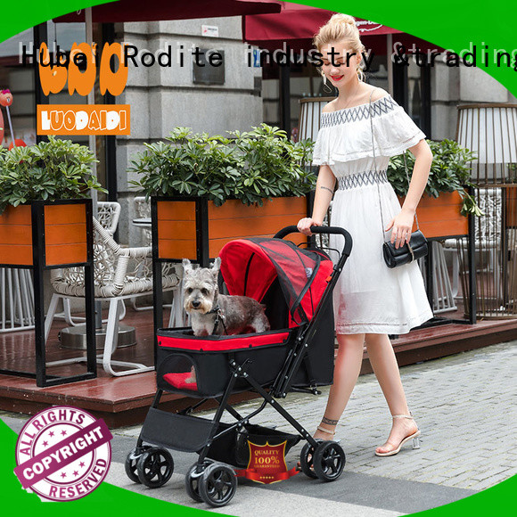 Rodite pet trolley carrier low price for pets