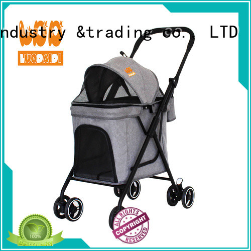 Rodite customized stroller for pet supplier for small dogs