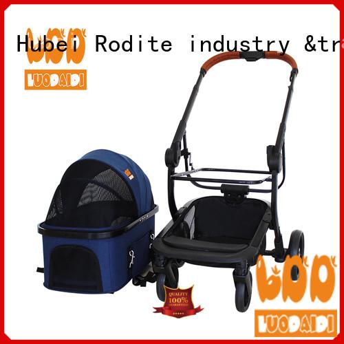 Rodite beautiful stroller for dog manufacturer for medium dogs