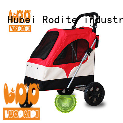 Rodite four wheel trolley manufacturer for travel