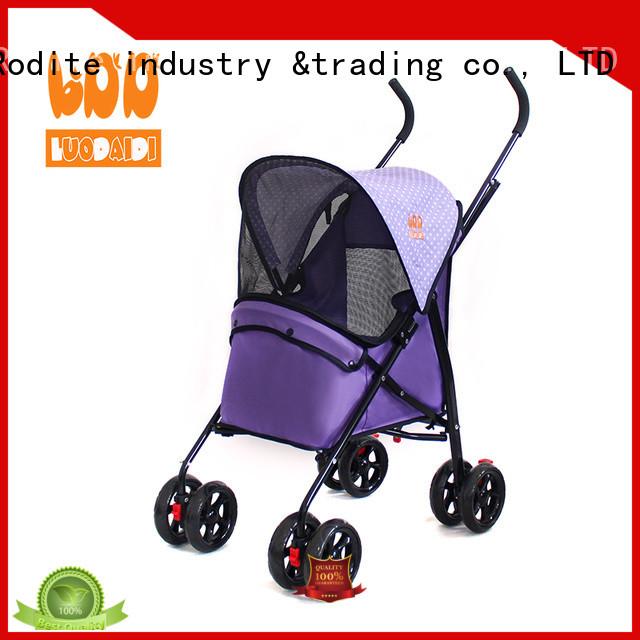 beautiful pet gear stroller supplier for shopping