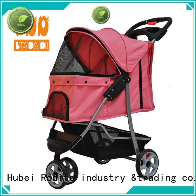 Rodite jogger pet stroller manufacturer for cats