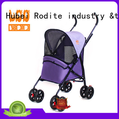 folding small dog stroller wholesale for pets