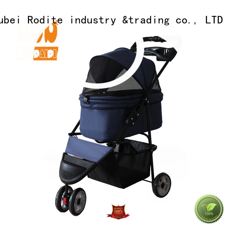 Rodite stroller for pet manufacturer for shopping