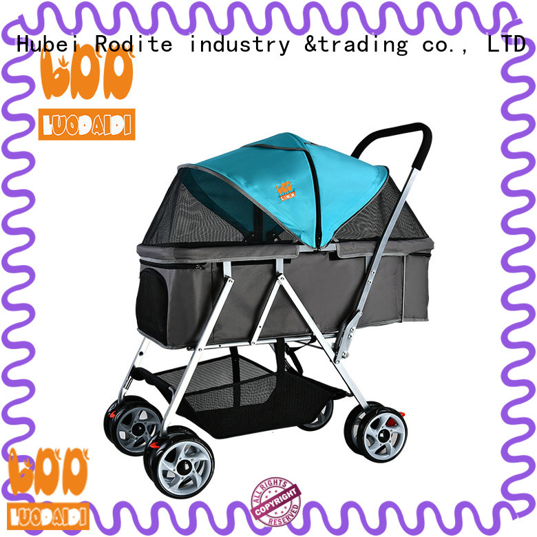 best pet trolley carrier supplier for travel