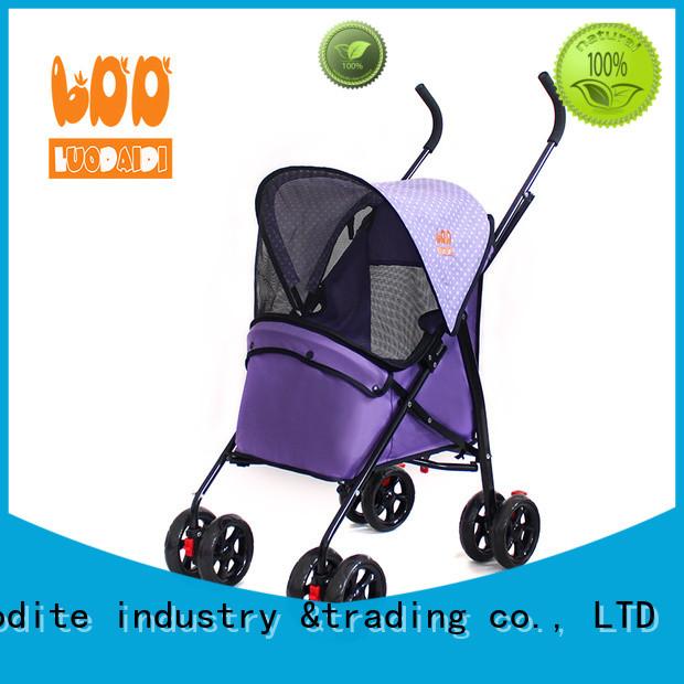 Rodite lightweight dog pet stroller wholesale for pets