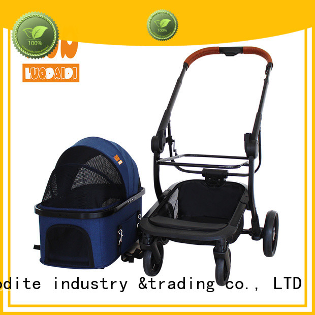 luxury cat stroller wholesale for small dogs