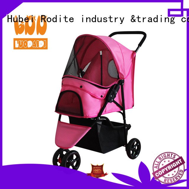 folding best pet strollers low price for large dogs